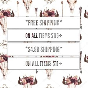 ⭐️ALL LISTINGS OFFER DISCOUNTED OR FREE SHIPPING!